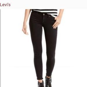 Levi's 711 Filiforme skinny jeans